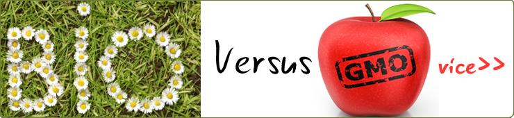 BIO versus GMO