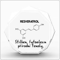 resveratrol - vzorec
